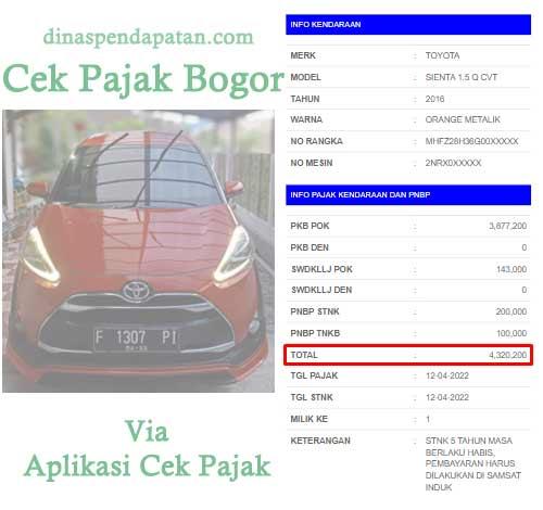 Cek-Pajak-Bogor