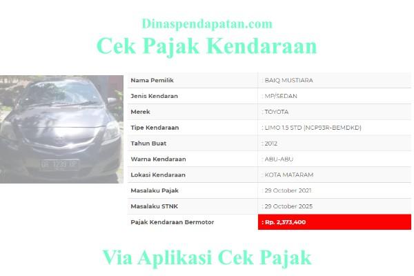 Cek-Pajak-Lombok